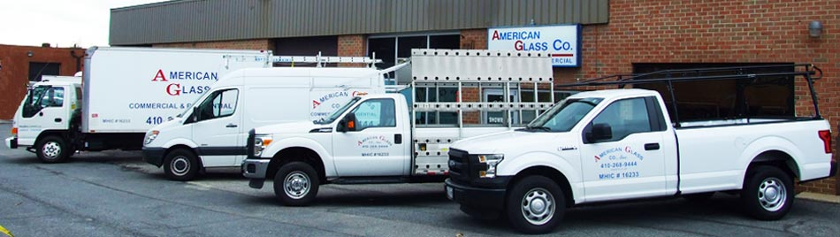 Glass repair Annapolis Maryland - Glass Contractor - american glass company